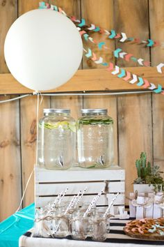 Free & Wild Birthday Party - Simply Sweet Soirees Blog - Krista Lii Photography
