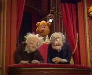 Statler and Waldorf/Gallery Statler And Waldorf, Sesame Street Characters, The Muppet Show, Backstreet Boys, Treasure Island, Haunted Mansion, Christmas Carol, Puppet, Holiday Fun