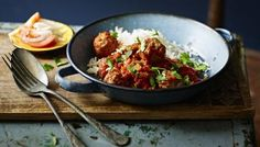 Aromatic beef curry recipe pinterest curry curry and recipes bbc food recipes aromatic beef curry easy indian spiced meatballs lamb or beef forumfinder Gallery
