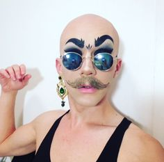 Sasha Velour Adore Delano, Drag King, Queen Photos, Rupaul Drag, Club Kids, I Am A Queen, Flawless Makeup, Covergirl, Amazing Women