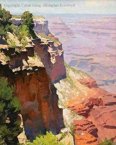 """Grand Canyon"" by Calvin Liang"