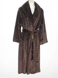 Jones New York New Robe Brown Lush Small/Medium S/M 3J362R #JonesNewYork #Robes