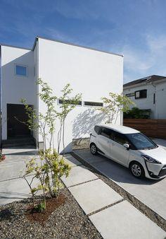 モリハウジング 久慈町の家 漆喰