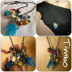 Timbo festival necklace