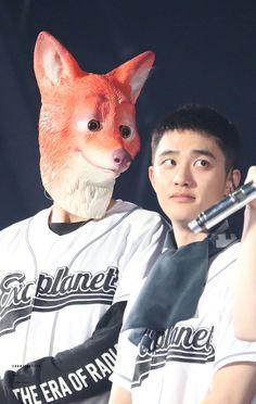Lmfao is that Chanyeol