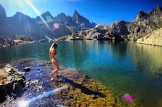 9. Minaret Lake Trail, California