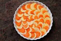 Carrot Potato Gratin by Marika Blossfeldt from Estonia
