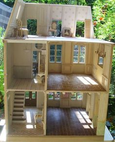 Le grand livre de la maison miniature, The big book of a miniature house, Léa Frisoni, Pipi Turner, 1:12,