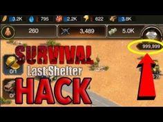 Last Shelter Survival Hack 2019 Free Money and Diamonds – No Survey All Games, Free Games, Shelter, Play Hacks, App Hack, Test Card, Survival Tips, Outdoor Survival, Survival Skills