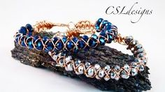 https://www.youtube.com/results?search_query=3 row goddess wirework macrame bracelet