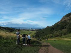 Arthur's Seat and Holyrood Park | KEYELL - Lifestyle and Travel blog