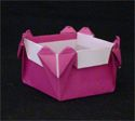 Origami Boxes, great as gift boxes and small containers