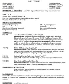 Civil engineer resume sample - http://exampleresumecv.org/civil-engineer-resume-sample/