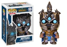 So cute! I got this last year at the Blizzcon2013 never regretted it. I love him  Pop! Games: World of Warcraft - Arthas   Funko