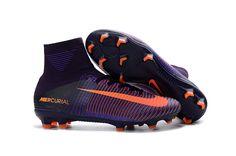 f2203791c48 Nike Mercurial Superfly V FG Purple Dynasty Bright Citrus Hyper Grape on  www.evensoccer. Nike Soccer ShoesSoccer ...