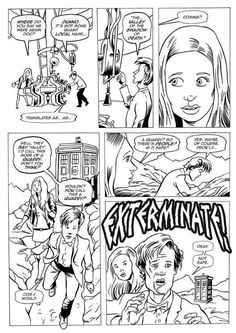 Coloring Pages From Doctor Who - Bing Images