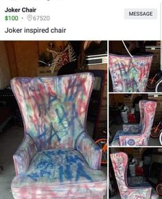 Wild Junk People Tried Selling Online - FAIL Blog - Funny Fails Delusional People, Wingback Chair, Armchair, Funny Fails, Funny Memes, Soulja Boy, Cursed Images, Selling Online, Cringe