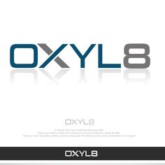 Create a Modern Logo for OXYL8 by *JC