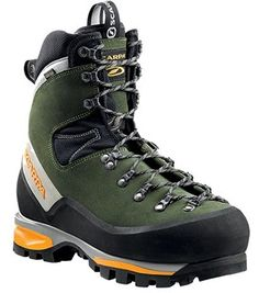 the best attitude 69d54 b06d3 Amazon.com  Scarpa Mens Grand Dru GTX Mountaineering Boots  E-Tip Glove  Bundle  Mountaineering Hard Shell