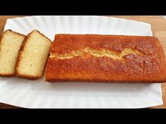 Best Pound Cake loaf cake , Vanilla White Cake Eid recipes کیک ساده - When Pound Cake Recipes, Easy Cake Recipes, Eid Recipes, Easy Desserts, Pound Cakes, Vanilla Loaf Cake, Eid Food, Cream Cheese Pound Cake, Cakes