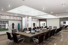 thiết kế nội thất phòng họp đẹp