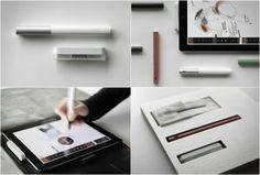 BYZERO | STUDIO DIGITAL PEN AND APP - http://www.gadgets-magazine.com/byzero-studio-digital-pen-app/