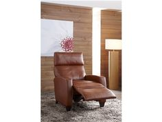 For American Leather Ella 9 Recliner And Other Living Room Chairs At Malouf Furniture In Foley Al The Sophisticated Shows Off Clean Lines
