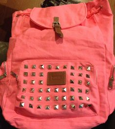 New Victoria's Secret backpack! Great for a diaper bag!