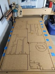 Discover recipes, home ideas, style inspiration and other ideas to try. Diy Router, Cnc Router Table, Cnc Router Plans, Cnc Router Machine, Wood Router, Router Woodworking, Woodworking Projects Diy, Diy Projects, Auction Projects