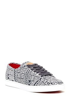 Stitch Printed Sneaker by Supremebeing on Layer Style, My Wardrobe, Menswear, Slip On, Stitch, Printed, Sneakers, Shoes, Fashion