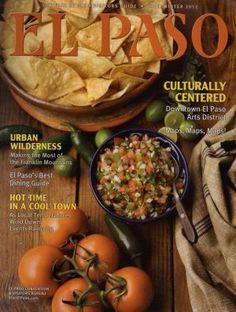 El Paso Texas Visitors Guide Fall/Winter 2012