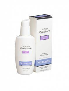 Neutrogena Oil-Free Sensitive Skin Ultra-Gentle Facial Moisturizer