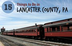 Staycation Ideas: 15 Things to Do in Lancaster County, PA