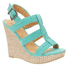 Call It Spring® Geise Wedge Sandals - jcpenney
