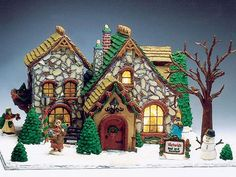 With Christmas on the way, you might already be thinking about making a fancy gingerbread house. All you need is a little inspiration, right? These amazing gingerbread houses are sure to get those creative juices flowing!  If you've ever been on Pinterest, you know how easy it is to get sidetracked. I was supposed to be looking up a Christmas recipebut then a beautiful gingerbread house popped up on the page! Before I knew it, I'd spent the better part of an hour looking at ginger...