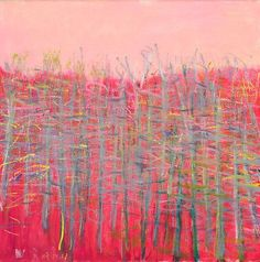 Paintings - Wolf Kahn -repinned by http://LinusGallery.com  #art #artists #contemporaryart