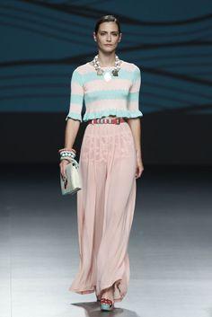 Jessica Butrich, Primavera Verano 2014, Mercedes-Benz Fashion Week Madrid.