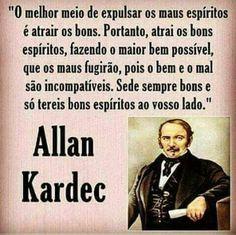#AllanKardec