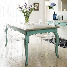 Lucia dining table.  £695  would be a great dining room table to flow with my future kitchen :)