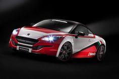 Cars - Peugeot RCZ R Bimota : la lionne passe à 304 chevaux grâce aux italiens ! - http://lesvoitures.fr/peugeot-rcz-r-bimota/