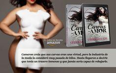 ·Las Curvas del Amor 💞 Trilogía Hermanas Collins I · ➡️ http://rxe.me/0V5BD2 · #KDP #CreateSpace #romance
