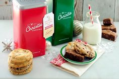 Christie Cookie Company is a bakery in downtown Nashville with gourmet products and gifts.