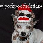 Sock Monkey Dog Costume Sweater and Hat Set Small Dog $29.99 on ArtFire