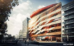 Codic | Luxembourg - 3D, Architectural Visualisation, Meshroom