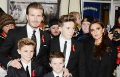 David Beckham impressed with Harper's soccer skills - Celebrity Balla