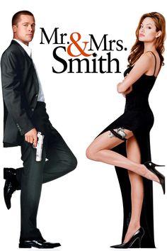 Mr. & Mrs. Smith (2005) - Watch Movies Free Online - Watch Mr. & Mrs. Smith Free Online #MrAndMrsSmith - http://mwfo.pro/101574