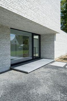 Facade Design, Exterior Design, Interior And Exterior, House Design, Brick Facade, Facade House, Miller Homes, Building Facade, Brickwork