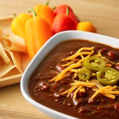 Southwestern flavors come together in this delicious soup. This mix is a blend of tomato, onion and bell peppers combined with chipotle chili pepper and other spices.