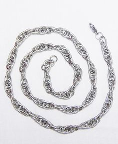 Exclusive Men chain Antique Stainless Steel