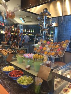 Our first brunch when we arrived in Doha was at Nusantao at the Four Seasons and it was fantastic but shortly afterwards it closed for refurbishment so we didn't get to go again. The restaurant rec…